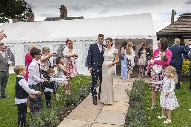 Hochzeit mit Kindern – so wird es für alle tolles Fest
