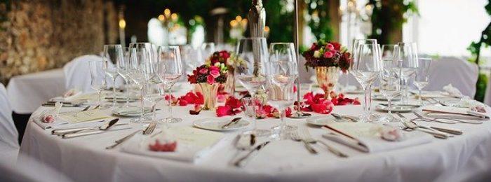 Tipps zur Hochzeitsdekoration