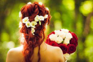 Haarverlängerung für die Hochzeit – ist das eine gute Idee?